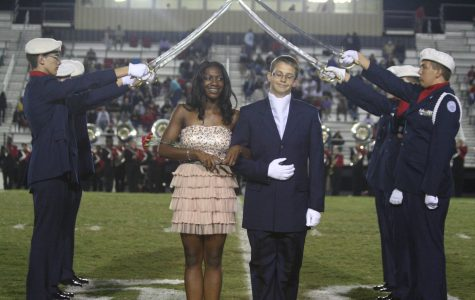 South Pointe Stallions elect Alexis Watson 2012 Homecoming Queen