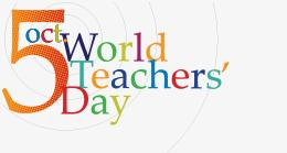 World Teachers' Day and appreciating teachers