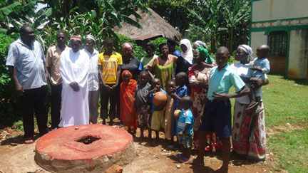 Well Worth It provides clean water in Kenya