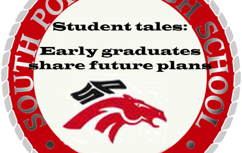 Student tales: Early graduates share future plans