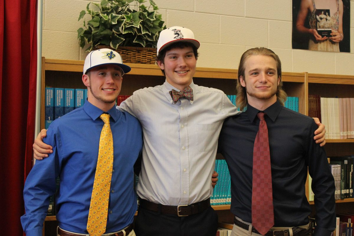 Four+Stallions+sign+to+play+baseball+on+National+Signing+Day