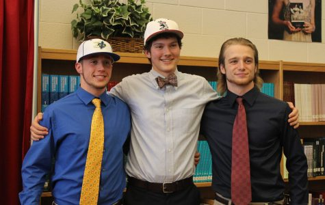 Four Stallions sign to play baseball on National Signing Day