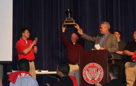 Stallions celebrate end of season with football banquet
