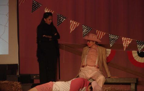 Stallion directs Charlotte's Web production