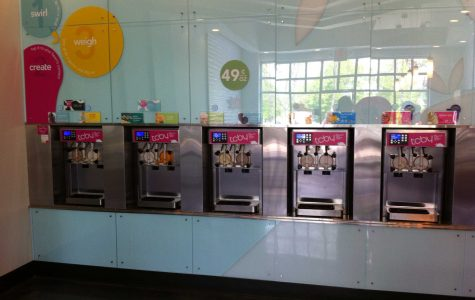 TCBY: an awesome alternative to Sweet Frog