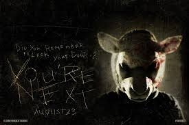 """You're Next"": A horror of a movie"