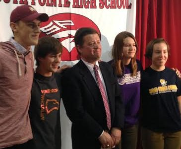Signing Day 2014: Stallions sign to play at next level