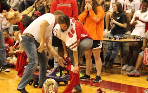 Videos: 2014 homecoming pep rally