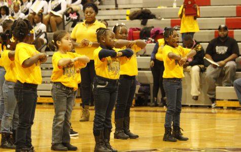 Stallions Involve the Community Through Cheer for Children