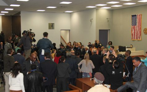 Many people attended the court hearing on Wednesday, including CNN and ABC News.
