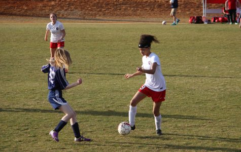 Stallion women's soccer wins big in first home game of the season