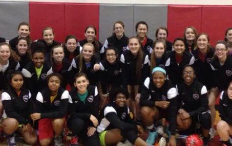 Girls soccer wins thriller in PK's