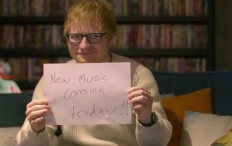 Return of Ed Sheeran