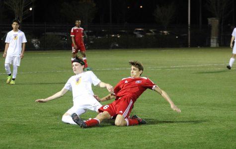 Senior Soccer Player Highlight