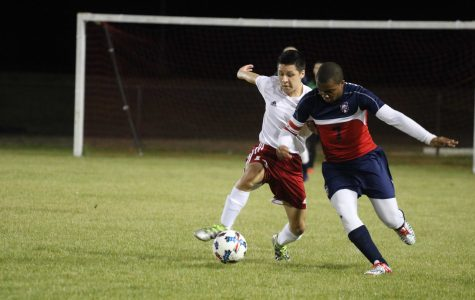Photo Gallery: Varsity Boys' Soccer Scrimmage Against Chester