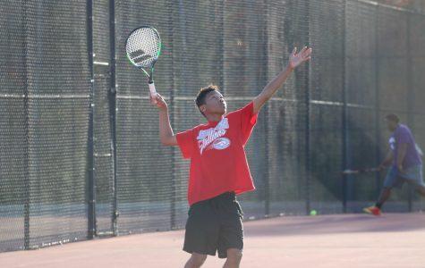 Tennis Feature: Martin Jackson