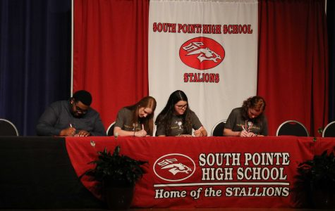 Second Annual Academic Signing Day