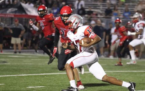 Photo Gallery: South Pointe Football Against Nation Ford