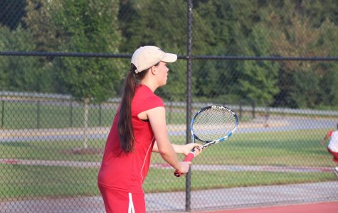 Senior Tennis Player Highlight: Elle Gilleland