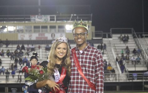 Seniors Reflect on Being Named Homecoming King and Queen