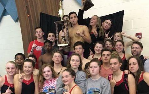 Swim Wins Region, Heading to State
