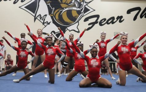 Cheer Heads to State