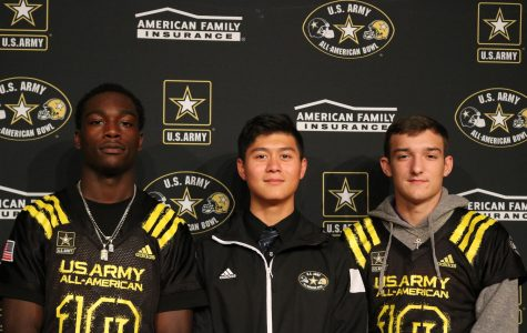 Stallions Earn Their Army All American Jerseys