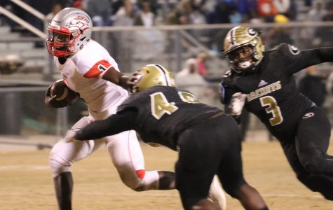 Photo Gallery: South Pointe Defeats Greer 67-21
