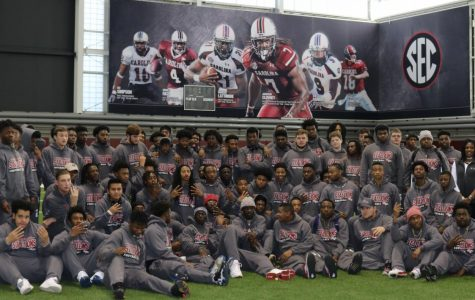 Video: Stallions Practice at the University of South Carolina's Facilities