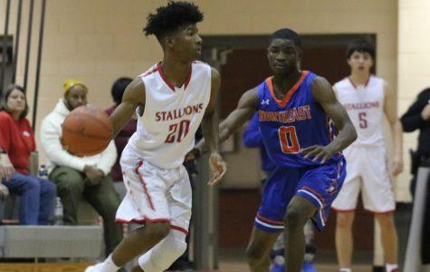Video Recap: Men's Basketball Defeats Richland Northeast