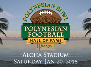 BT Potter Traveled to Hawaii for the Polynesian Bowl