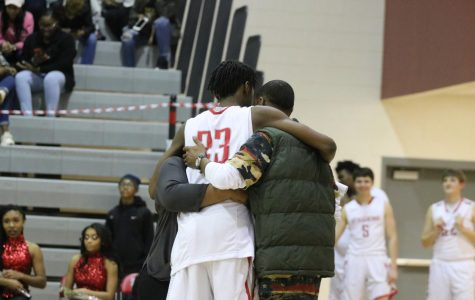 Photo Gallery: Basketball Senior Night