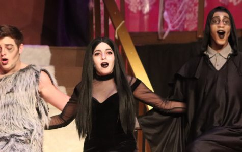 "Gallery: ""The Addams Family: A New Musical Comedy"" Closes With a Bang"