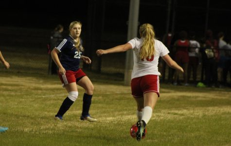 Photo Gallery: Varsity Women's Soccer Shuts Out Chester 11-0