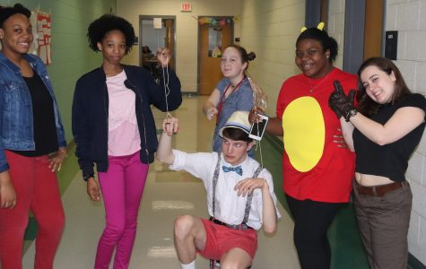 Photo Gallery: Stallions Involve Themselves in Spirit Week