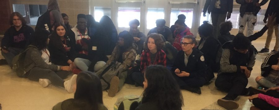 Students Hope to Make a Statement by Walking Out