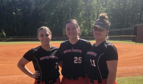 Varsity Softball Continues to Dominate Opponents For a Good Season