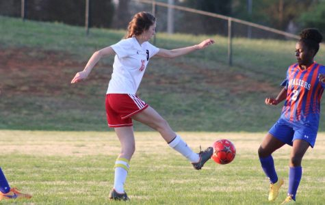 Photo Gallery: Varsity Women's Soccer Wins Against Richland Northeast