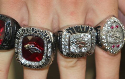 Photo Gallery: Stallion Football Receives Their State Rings