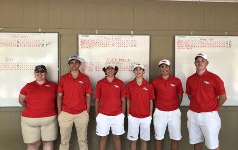 Men's Golf Team Heads to Upper State