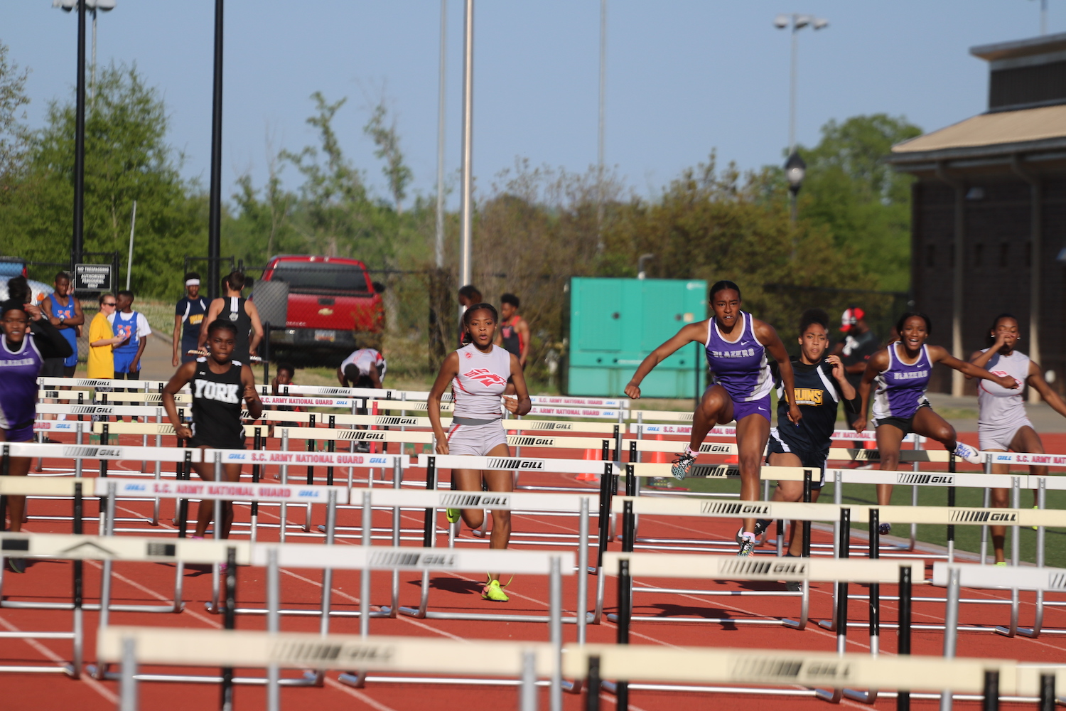 2018 Region Meet, May 18 at York High School