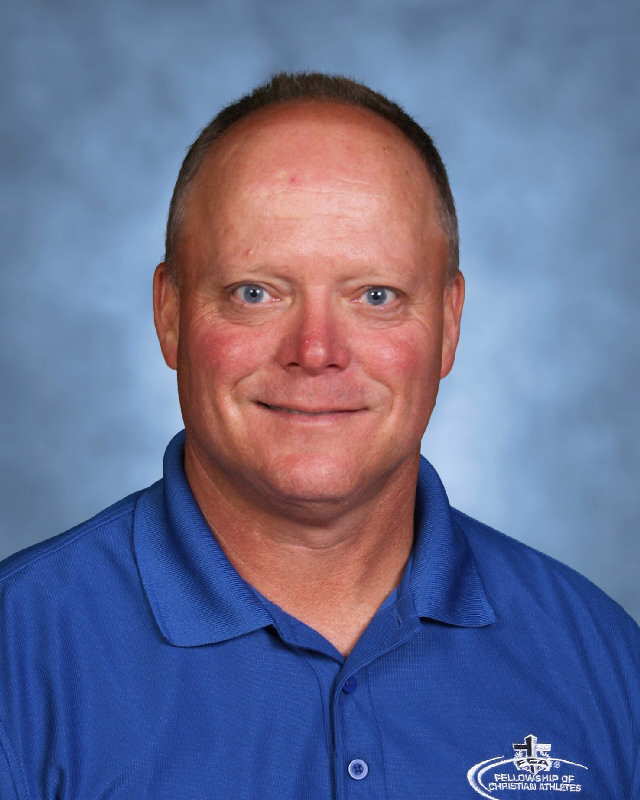 Athletic director Lance Roberts announces his retirement from South Pointe High School.