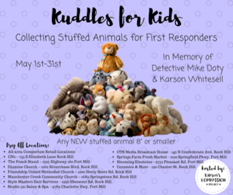 PROGENY: Kuddles for Kids