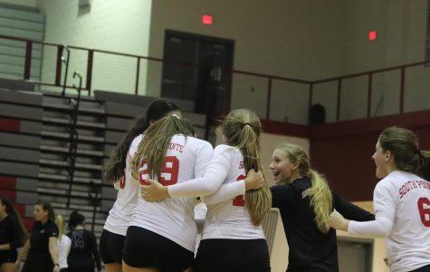 Photo Gallery: Lady Stallions Varsity Volleyball Team Defeats Gray Collegiate