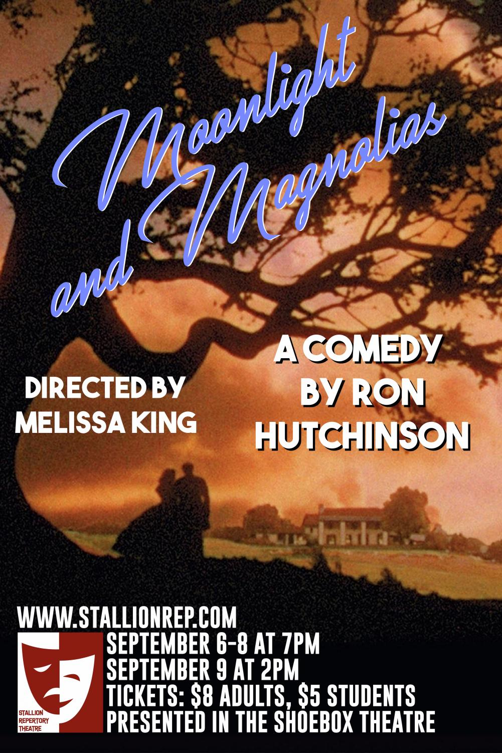 "SPHS Theater Department Presents ""Moonlight & Magnolias"""