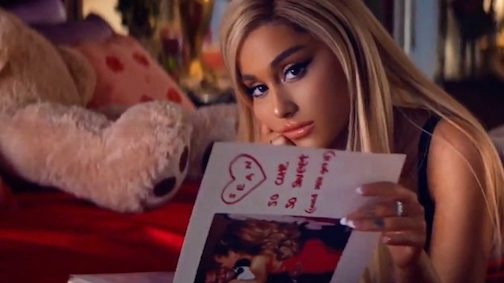 "Ariana Grande Releases Her Long-awaited Music Video for ""thank u, next"""