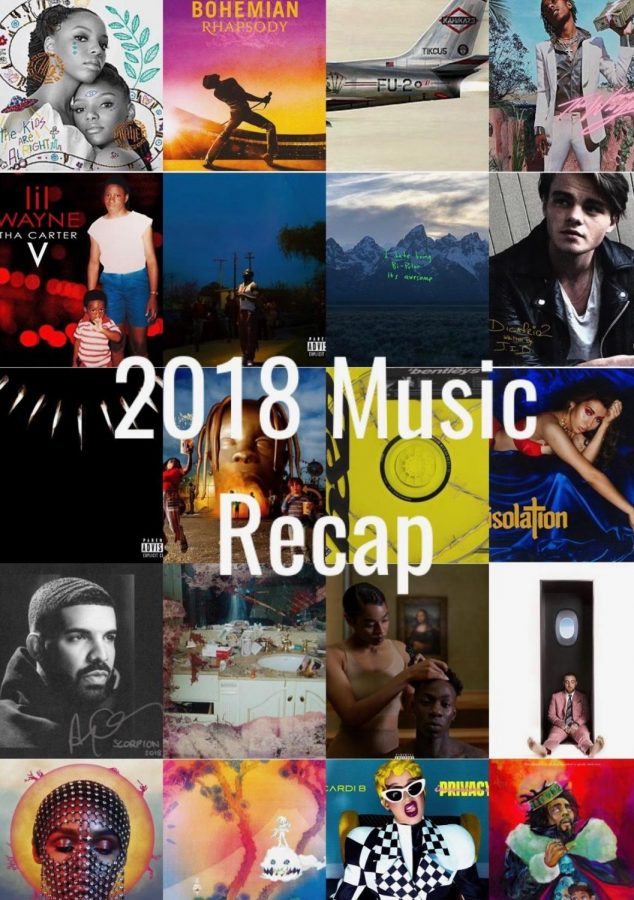 2018 Music Recap