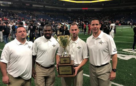 South Pointe Football Coaches Lead in All American Bowl