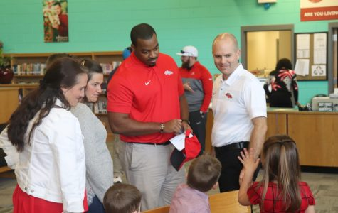 South Pointe Welcomes New Head Football Coach DeVonte Holloman