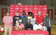 South Pointe Student Athletes Sign to Colleges